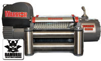 WARRIOR SAMURAI S8000 12 VOLT WINCH